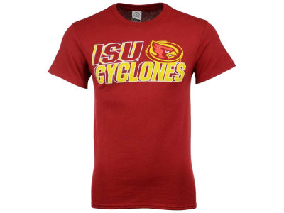 Iowa State Cyclones 2 for $28 NCAA Men's Letters Logo T-Shirt
