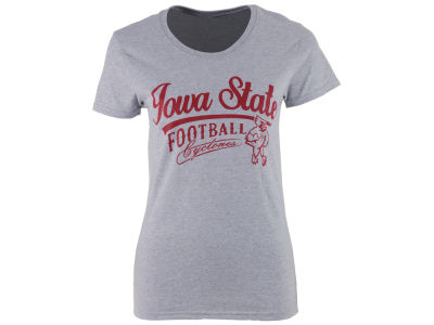 Iowa State Cyclones 2 for $28 NCAA Women's Script Football T-Shirt