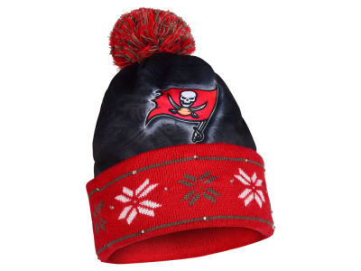 Tampa Bay Buccaneers Light Up Ugly Sweater Knit