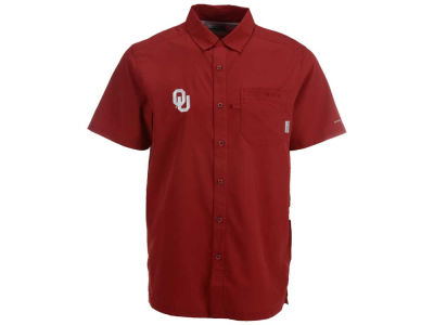 Oklahoma Sooners NCAA Men's SlackTide Camp Shirt
