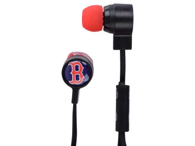 Boston Red Sox Mizco Big Logo Earbuds