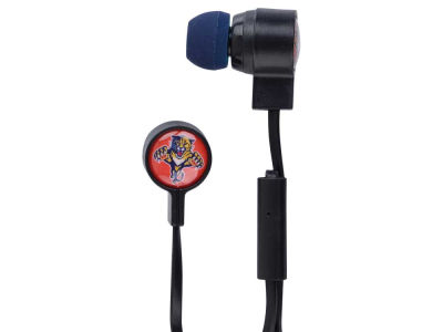 Florida Panthers Big Logo Earbuds