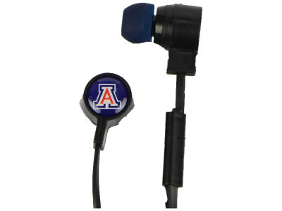 Arizona Wildcats Mizco Big Logo Earbuds