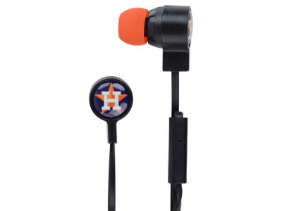 Houston Astros Mizco Big Logo Earbuds