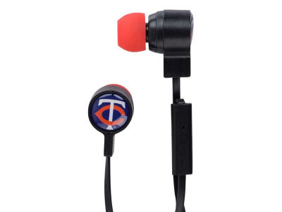 Minnesota Twins Mizco Big Logo Earbuds