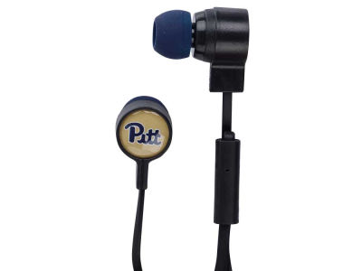 Pittsburgh Panthers Mizco Big Logo Earbuds