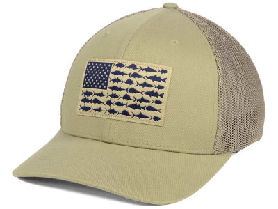 Columbia PFG Mesh Flag Hat