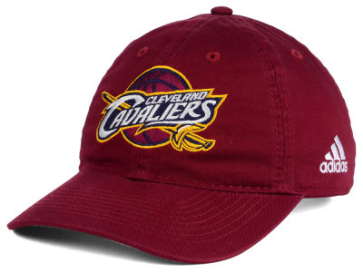 Cleveland Cavaliers adidas NBA Chase Slouch Adjustable Cap
