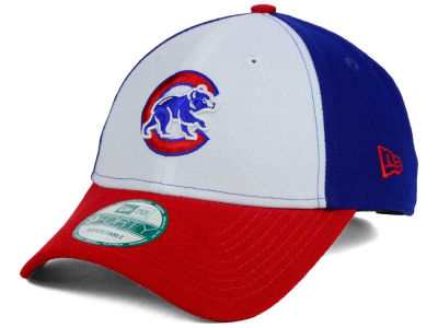 Chicago Cubs New Era MLB White Front 9FORTY Cap