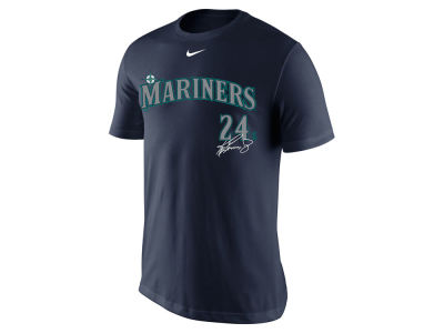 Seattle Mariners Ken Griffey Jr. MLB Men's Legend Signature Player T-Shirt