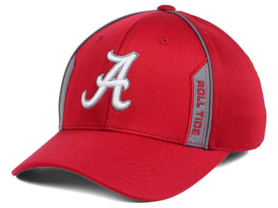 Alabama Crimson Tide Top of the World NCAA Kayo Stretch Fit Cap