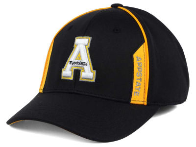 Appalachian State Mountaineers Top of the World NCAA Kayo Stretch Fit Cap