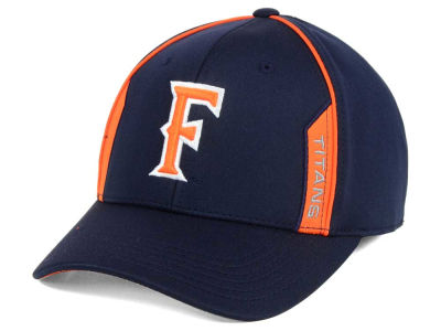 Cal State Fullerton Titans Top of the World NCAA Kayo Stretch Fit Cap