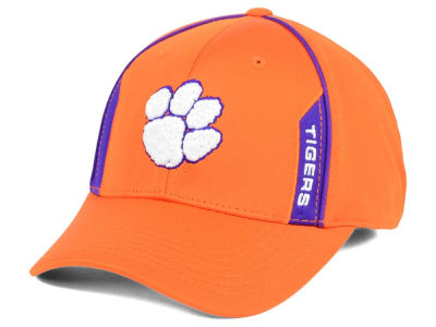 Clemson Tigers Top of the World NCAA Kayo Stretch Fit Cap