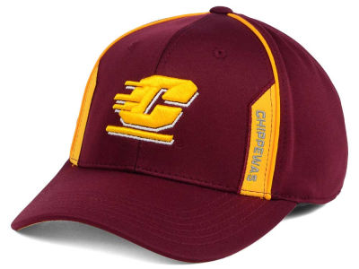 Central Michigan Chippewas Top of the World NCAA Kayo Stretch Fit Cap