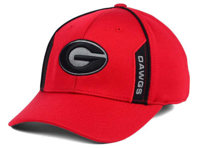 Georgia Bulldogs Top of the World NCAA Kayo Stretch Fit Cap