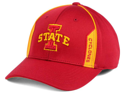Iowa State Cyclones Top of the World NCAA Kayo Stretch Fit Cap