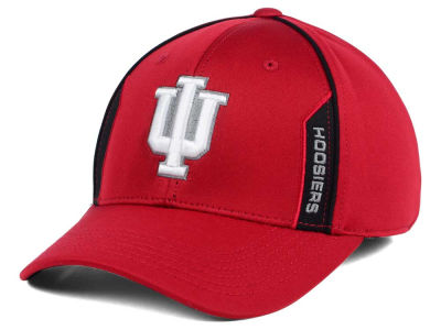 Indiana Hoosiers Top of the World NCAA Kayo Stretch Fit Cap