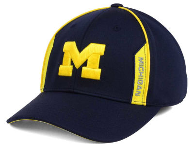 Michigan Wolverines Top of the World NCAA Kayo Stretch Fit Cap