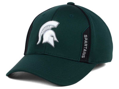 Michigan State Spartans Top of the World NCAA Kayo Stretch Fit Cap