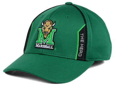 Marshall Thundering Herd Top of the World NCAA Kayo Stretch Fit Cap