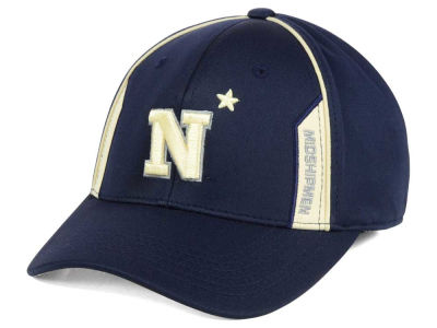 Navy Midshipmen Top of the World NCAA Kayo Stretch Fit Cap