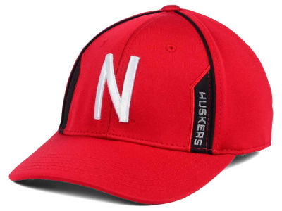 Nebraska Cornhuskers Top of the World NCAA Kayo Stretch Fit Cap