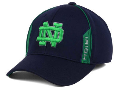 Notre Dame Fighting Irish Top of the World NCAA Kayo Stretch Fit Cap