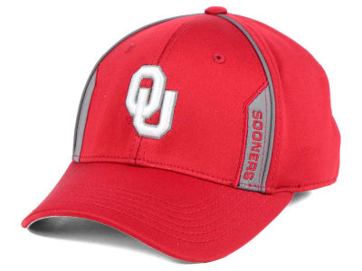 Oklahoma Sooners Top of the World NCAA Kayo Stretch Fit Cap