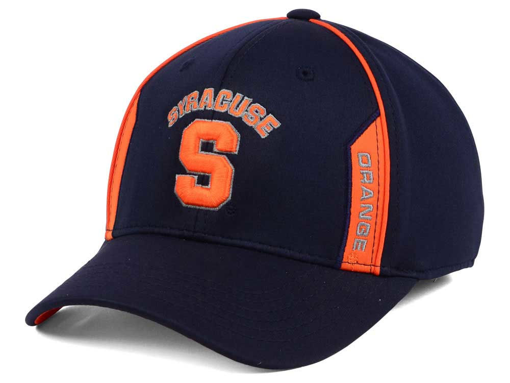 online store b201d 0816b official store syracuse orange top of the world ncaa kayo stretch fit cap  87d77 168d8