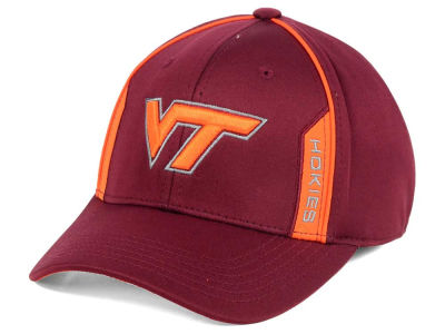 Virginia Tech Hokies Top of the World NCAA Kayo Stretch Fit Cap