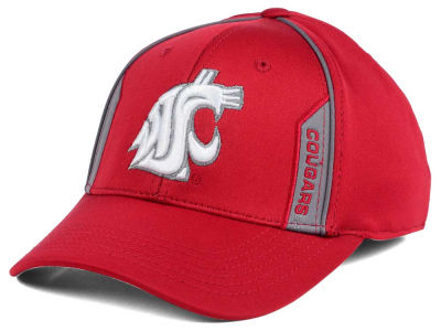 Washington State Cougars Top of the World NCAA Kayo Stretch Fit Cap