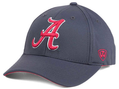 Alabama Crimson Tide Top of the World NCAA Fresh 2 Adjustable Cap