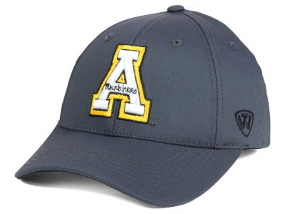 Appalachian State Mountaineers Top of the World NCAA Fresh 2 Adjustable Cap