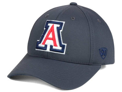 Arizona Wildcats Top of the World NCAA Fresh 2 Adjustable Cap