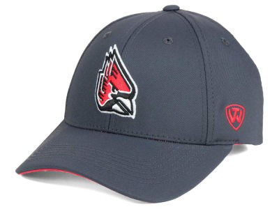 Ball State Cardinals Top of the World NCAA Fresh 2 Adjustable Cap