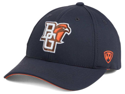 Bowling Green Falcons Top of the World NCAA Fresh 2 Adjustable Cap