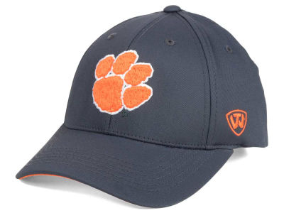 Clemson Tigers Top of the World NCAA Fresh 2 Adjustable Cap