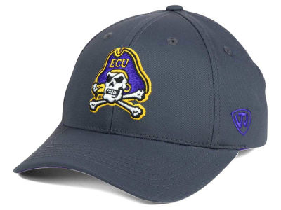 East Carolina Pirates Top of the World NCAA Fresh 2 Adjustable Cap