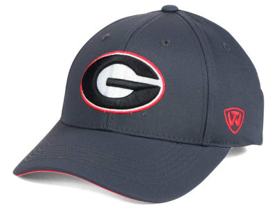 Georgia Bulldogs Top of the World NCAA Fresh 2 Adjustable Cap