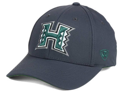Hawaii Warriors Top of the World NCAA Fresh 2 Adjustable Cap