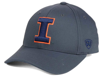 Illinois Fighting Illini Top of the World NCAA Fresh 2 Adjustable Cap