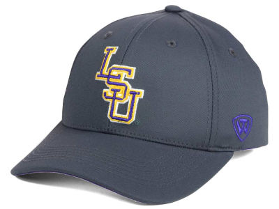 LSU Tigers Top of the World NCAA Fresh 2 Adjustable Cap