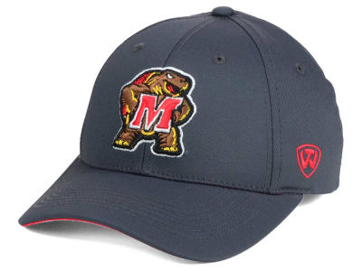Maryland Terrapins Top of the World NCAA Fresh 2 Adjustable Cap
