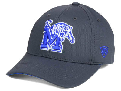 Memphis Tigers Top of the World NCAA Fresh 2 Adjustable Cap