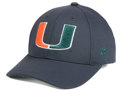 Miami Hurricanes Top of the World NCAA Fresh 2 Adjustable Cap