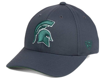 Michigan State Spartans Top of the World NCAA Fresh 2 Adjustable Cap