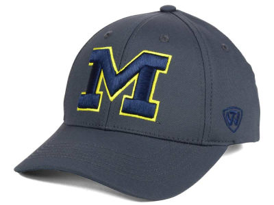 Michigan Wolverines Top of the World NCAA Fresh 2 Adjustable Cap