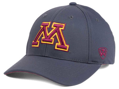 Minnesota Golden Gophers Top of the World NCAA Fresh 2 Adjustable Cap