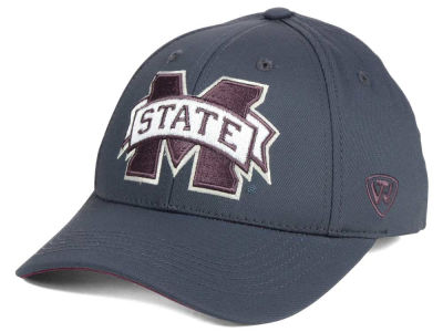 Mississippi State Bulldogs Top of the World NCAA Fresh 2 Adjustable Cap